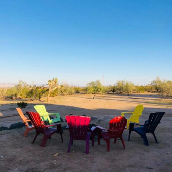 Campfire Desert